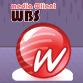 WBS Media Client (Lite) icon