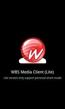 WBS Media Client (Lite) poster