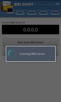 WBS Media Client (Lite) screenshot 2