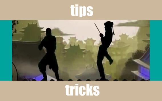 TRICKS For SHADOW FIGHT 2 poster