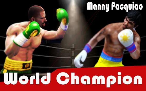 Real Boxing Manny Pacquiao Tip apk screenshot