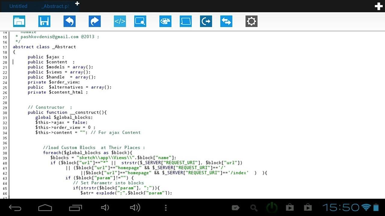 Power Text editor with ftp  for Android - APK Download