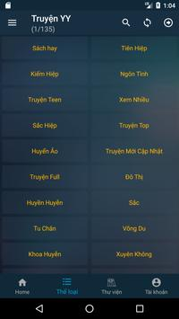 Truyện YY - Đọc Truyện Offline apk screenshot