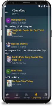 Đọc Truyện Online - Offline apk screenshot