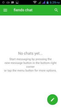 Friends chat apk screenshot