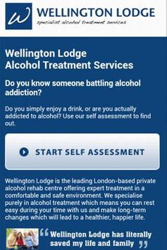 Alcohol Addiction Calculator poster