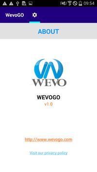 WevoGO screenshot 7