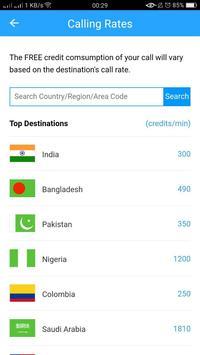 WhatsCall - Free Global Calls apk screenshot
