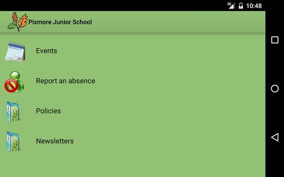 Pixmore School App screenshot 2