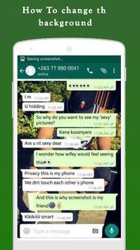 New Whatsapp Messenger Tips screenshot 3