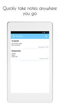 Keep My Notes - Notepad & Memo apk screenshot