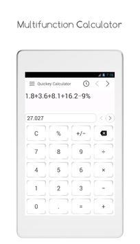 Quickey Calculator screenshot 11
