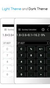 Quickey Calculator screenshot 6