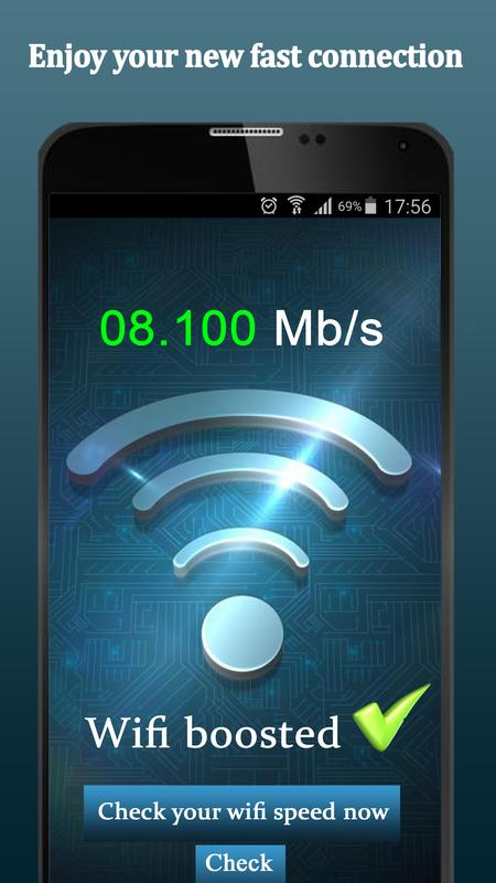 Wifi Signal Booster + Extender for Android - APK Download