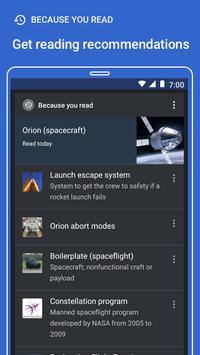 Wikipedia Beta apk screenshot