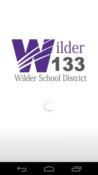 Wilder School District #133 poster