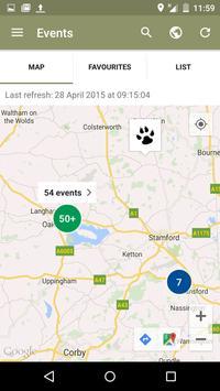 Wildlife Trusts' Nature Finder apk screenshot