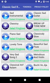 Classic Sad Ringtone screenshot 7