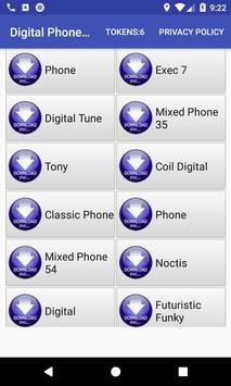 Digital Phone Ringtone screenshot 11