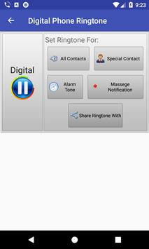 Digital Phone Ringtone screenshot 2