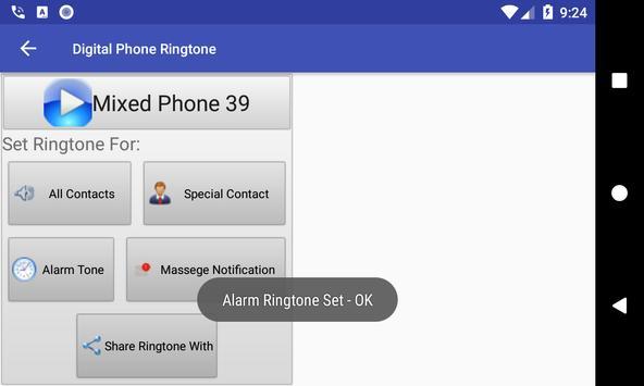 Digital Phone Ringtone screenshot 7