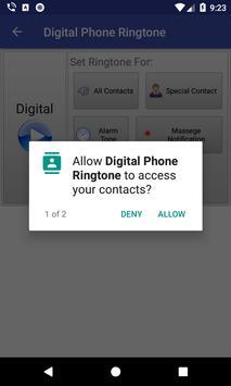 Digital Phone Ringtone screenshot 4