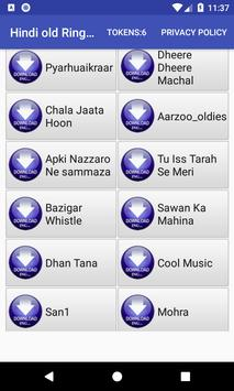 Hindi old Ringtone: mobile ringtone app screenshot 10