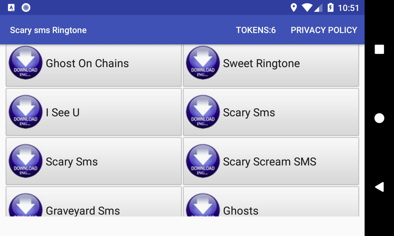 Sms ringtones for android download.