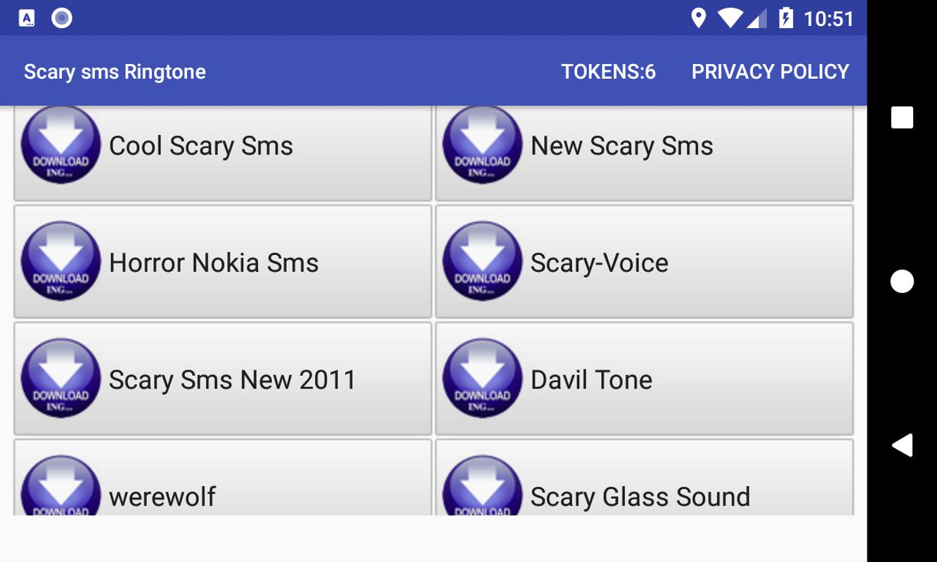 Sms ringtones for android free download of android version | m.