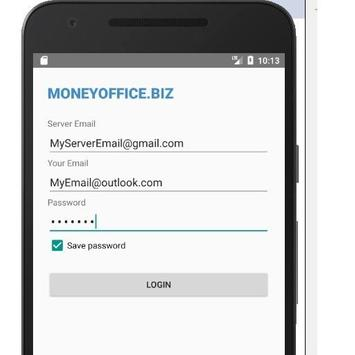 MoneyOffice.biz Employee App screenshot 1