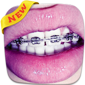 🌟 Braces Photo Editor Pro icon