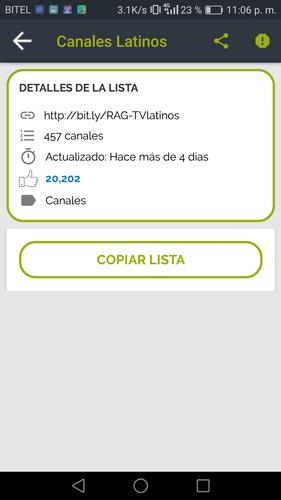 Listas Iptv Y M3u Latino Apk 1 1 Download For Android Download Listas Iptv Y M3u Latino Apk Latest Version Apkfab Com