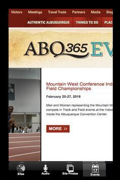 ABQ Haps screenshot 3