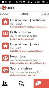 Arena Social Network apk screenshot