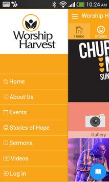 Worship Harvest apk screenshot