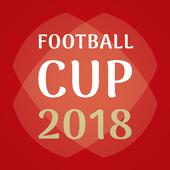 Football Cup 2018 icono