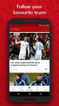 Football Cup 2018 screenshot 4