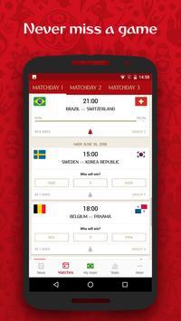 Football Cup 2018 screenshot 5