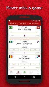 Football Cup 2018 screenshot 3