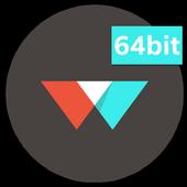 Crosswalk Project 64bit icon