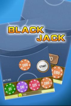 BlackJack 21 poster
