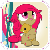 Pony Pairs - Memory Match Game icon