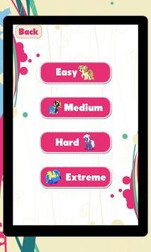 Pony Pairs - Memory Match Game screenshot 3