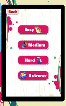 Pony Pairs - Memory Match Game apk screenshot