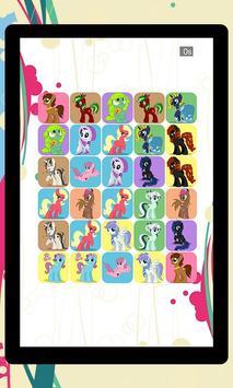 Pony Pairs - Memory Match Game screenshot 1