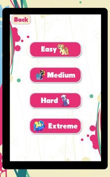 Pony Pairs - Memory Match Game screenshot 7
