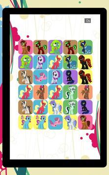 Pony Pairs - Memory Match Game screenshot 9