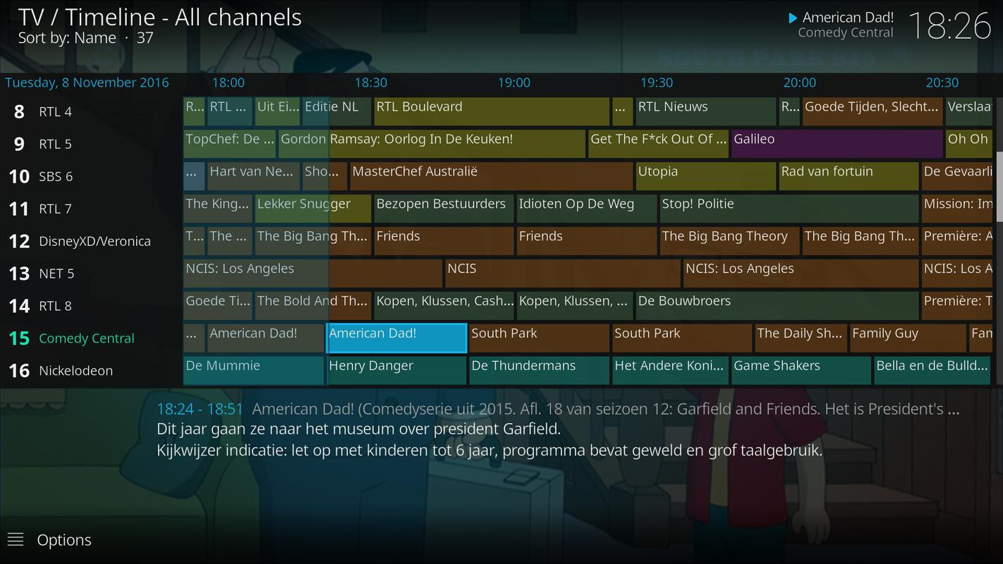 how to download android kodi