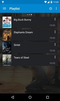 Schermata apk Kore, Official Remote for Kodi