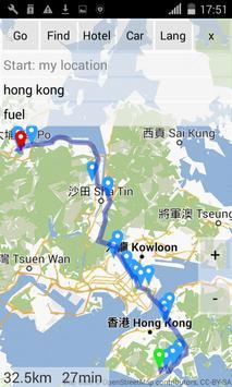 3D Hong Kong screenshot 2